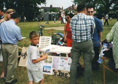 St Johns Soc @ Broc Soc Fayre23-06-2001 No 1