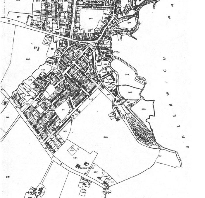 Before the growth and expansion of London