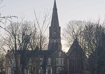 St. John's Church, Feb '21