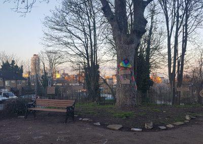 St. John's Garden, Feb '21