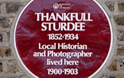 Thankfull Sturdee (1852 – 1934)