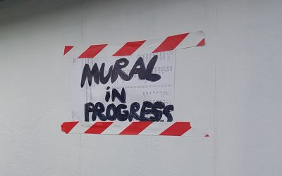 The Making of a Mural